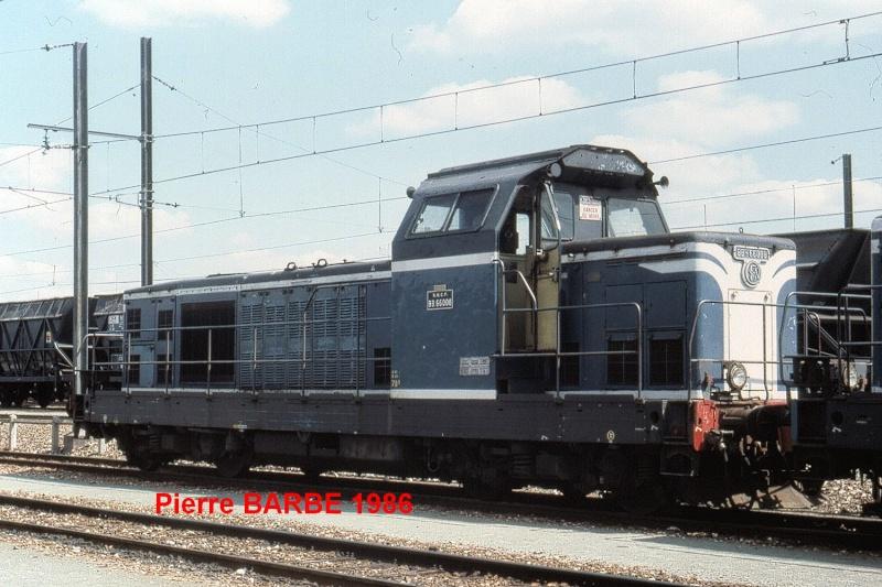 Pk 118,9 : Gare des Aubrais - orléans (45) Bb660010
