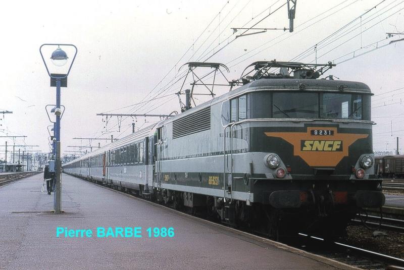 Pk 118,9 : Gare des Aubrais - orléans (45) Bb923110