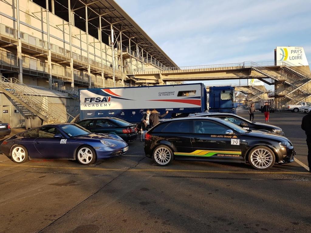 CR. Journée 100% piste au Mans 2018 20181110