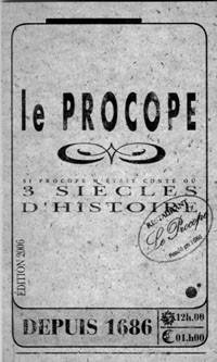 Le Café Procope Acd4fb10