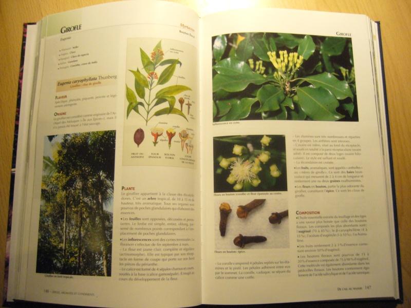 Livre sur les plantes aromatiques,condimentaires et à épices P1110515