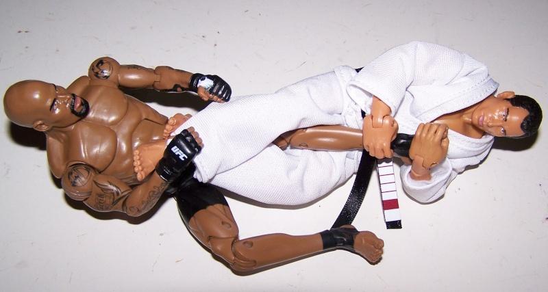 Pose UFC ... Ufc_po12