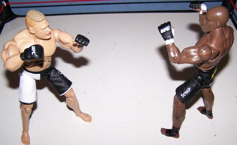 Pose UFC ... Ufc_po13