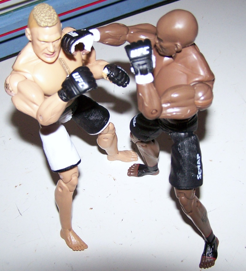 Pose UFC ... Ufc_po16