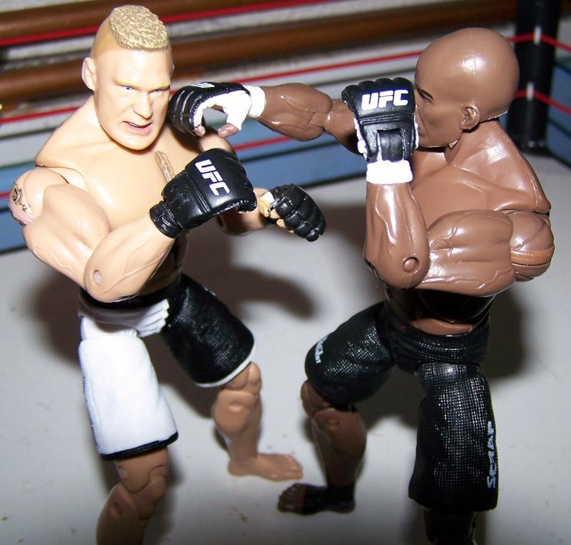 Pose UFC ... Ufc_po17