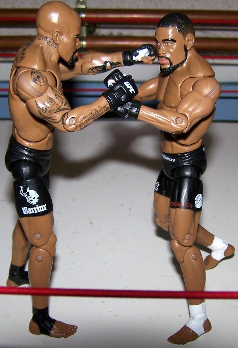 Pose UFC ... Ufc_po18
