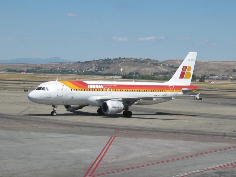 Madrid - Barajas (MAD / LEMD) 100_0010