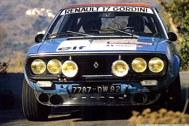 R 17 Ronde Cévenole Corse710