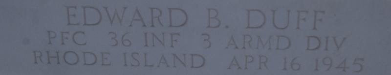 Parrainage de Cédric à Neuville-en-Condroz - Edward B. Duff Dsc02511