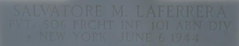 Monument WW2 - Picauville ( Normandie ) Dsc03213