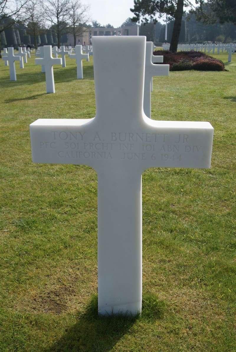 Monument WW2 - Picauville ( Normandie ) Dsc03217