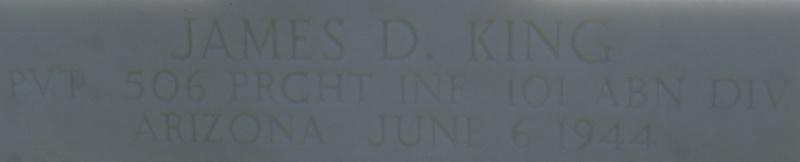 Monument WW2 - Picauville ( Normandie ) Dsc03314