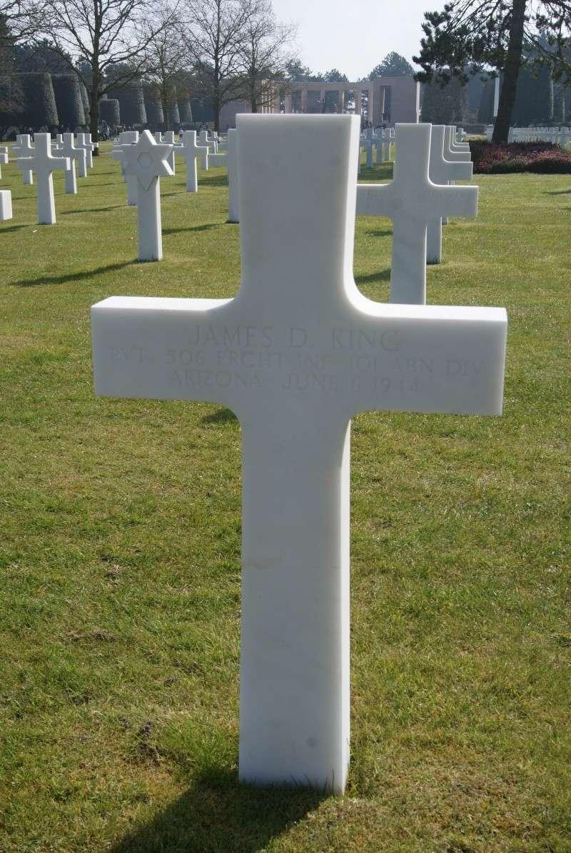 Monument WW2 - Picauville ( Normandie ) Dsc03315