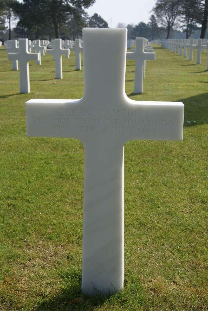 Monument WW2 - Picauville ( Normandie ) Dsc03324