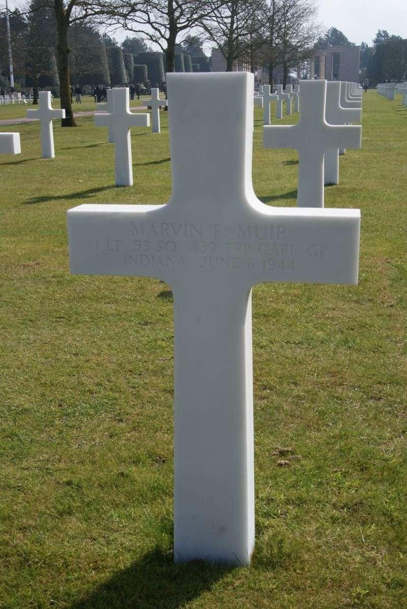 Monument WW2 - Picauville ( Normandie ) Dsc03330