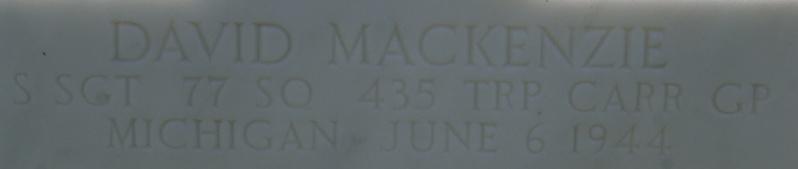 Monument WW2 - Picauville ( Normandie ) Dsc03339