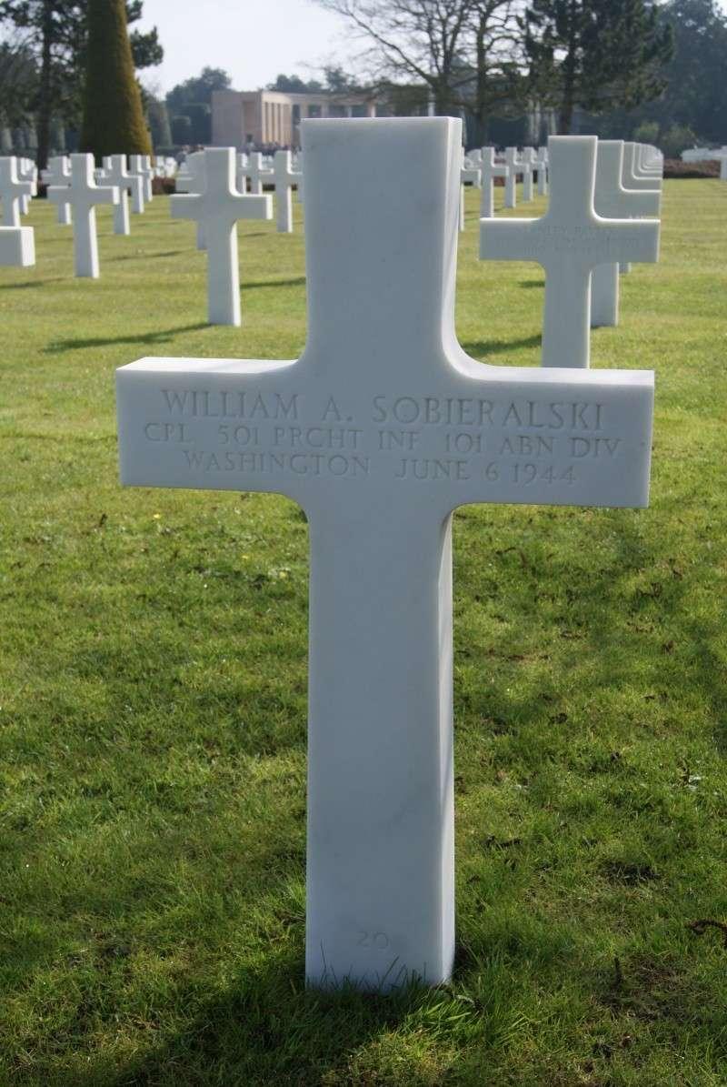 Monument WW2 - Picauville ( Normandie ) Dsc03343
