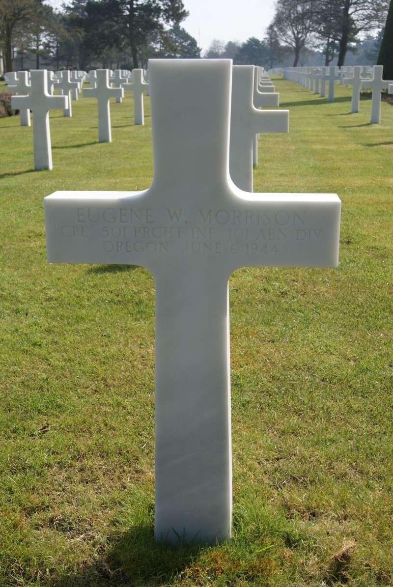 Monument WW2 - Picauville ( Normandie ) Dsc03349