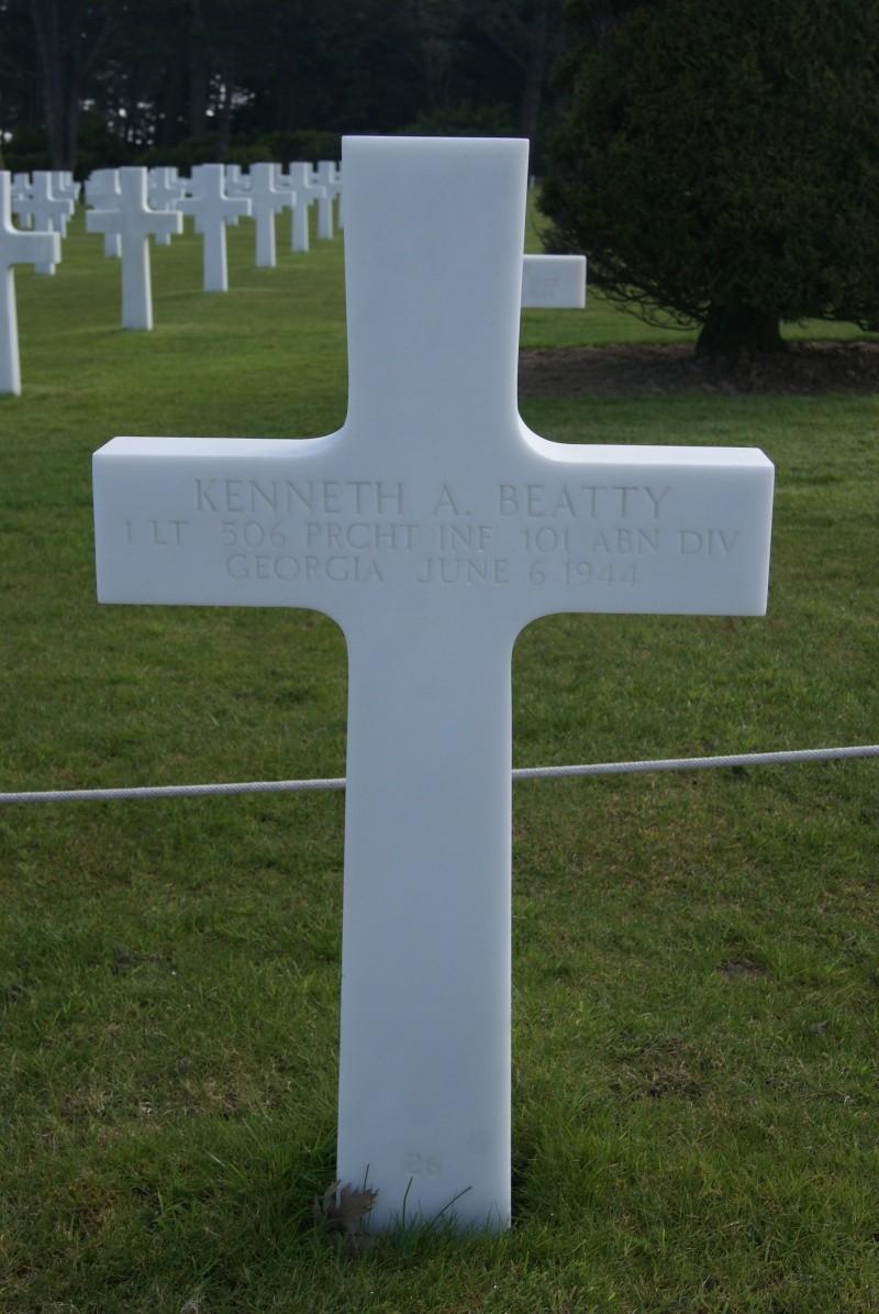 Monument WW2 - Picauville ( Normandie ) Dsc03420