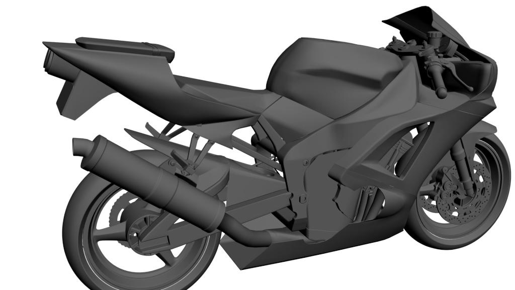 WIP Yamaha R1 4610
