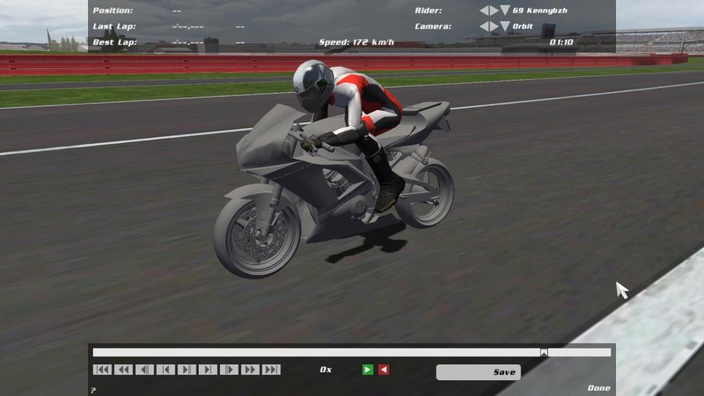 WIP Yamaha R1 Core_210