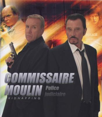 """Commissaire Moulin """"Kidnapping"""" 2005 13981510"""