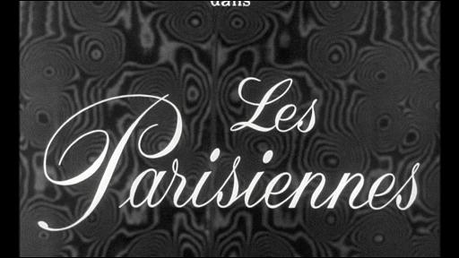 Les parisiennes 1962 Vlcsna87