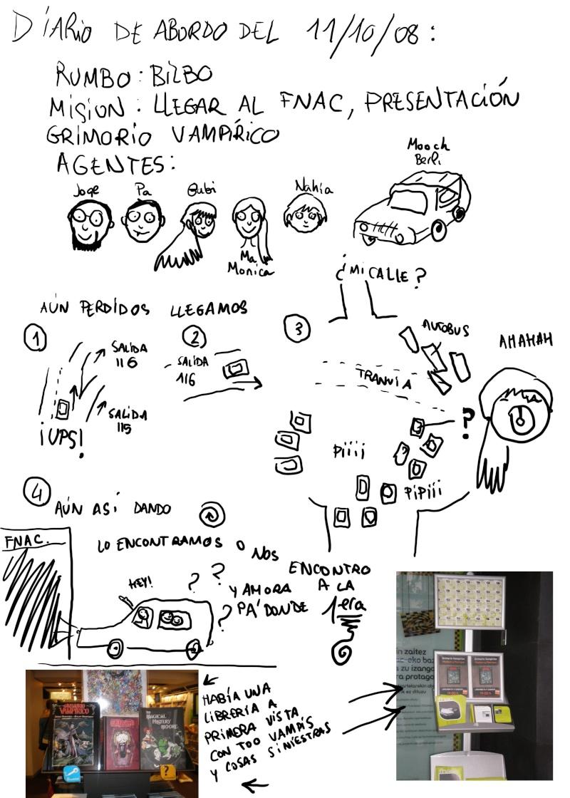 GRIMORIO VAMPIRICO EN BILBO Diario11