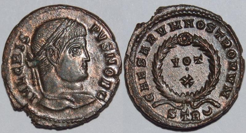 Constans - Fel Temp Reparatio Maiorina Useful Empire Romain 348-350 Alexandrie