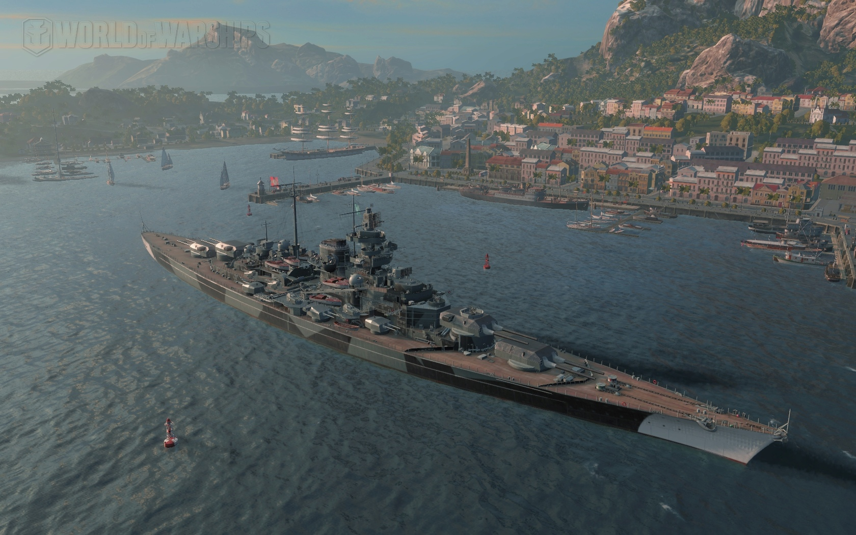 Ma petite flotte sur World of Warships (Extraits) Shot-112