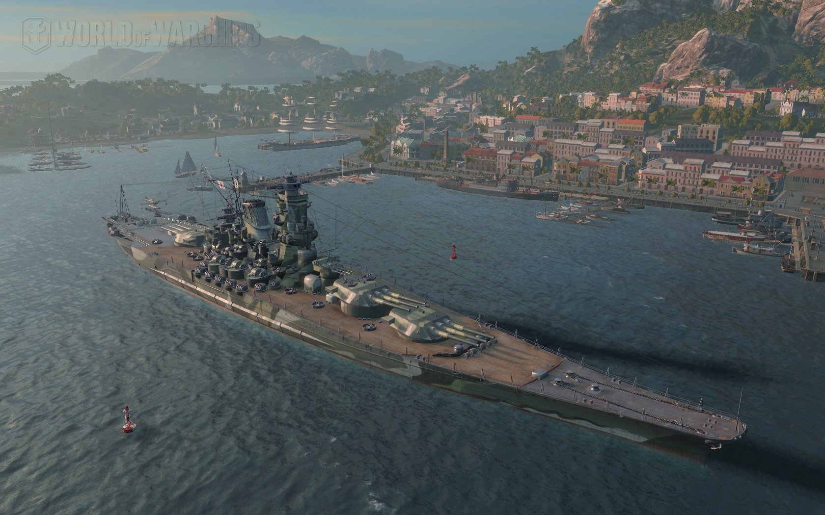 Ma petite flotte sur World of Warships (Extraits) Shot-113