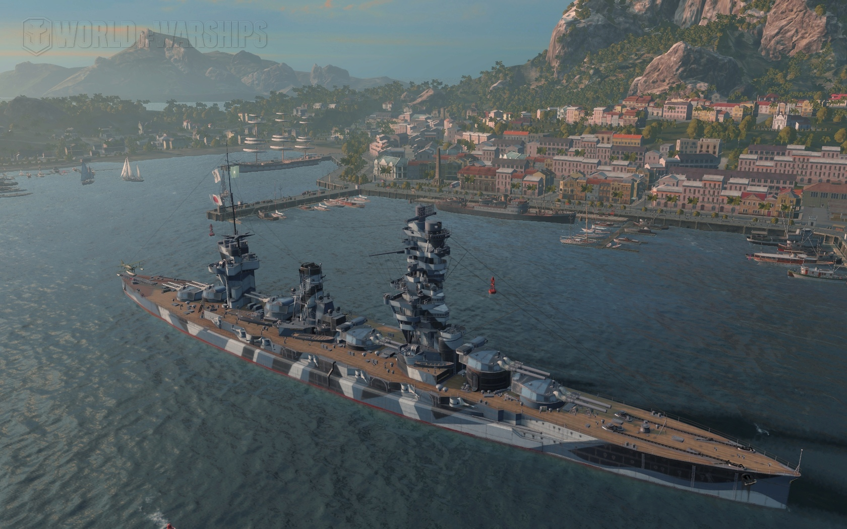 Ma petite flotte sur World of Warships (Extraits) Shot-115