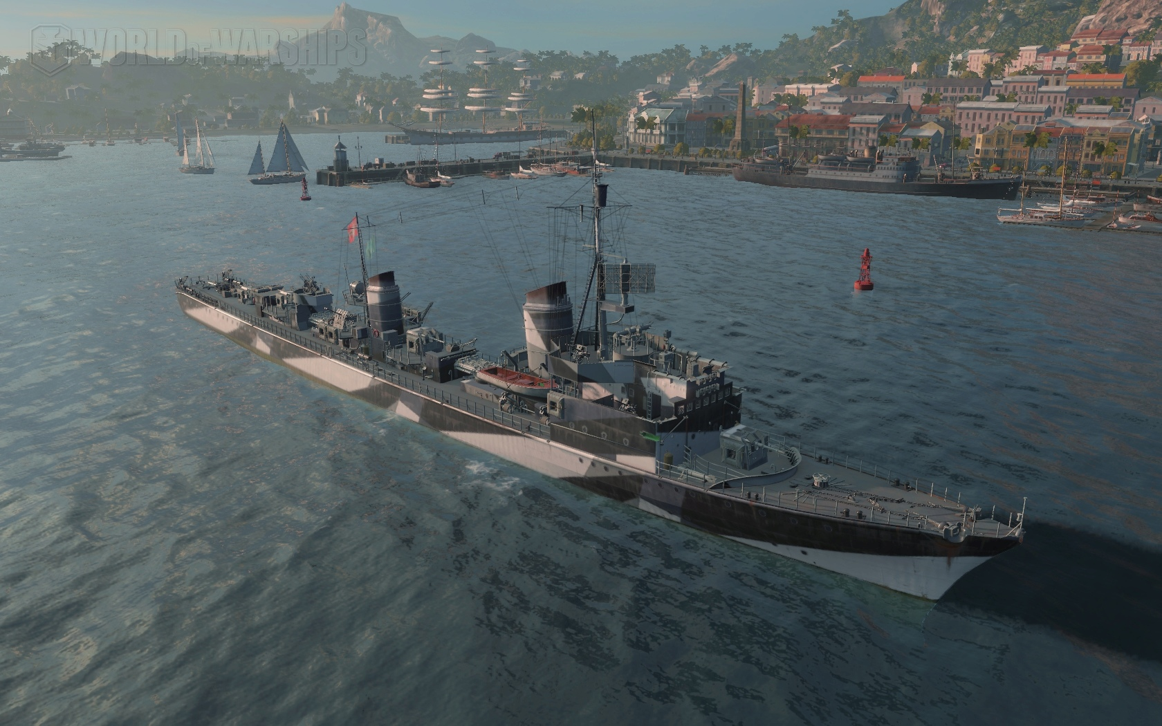 Ma petite flotte sur World of Warships (Extraits) Shot-116