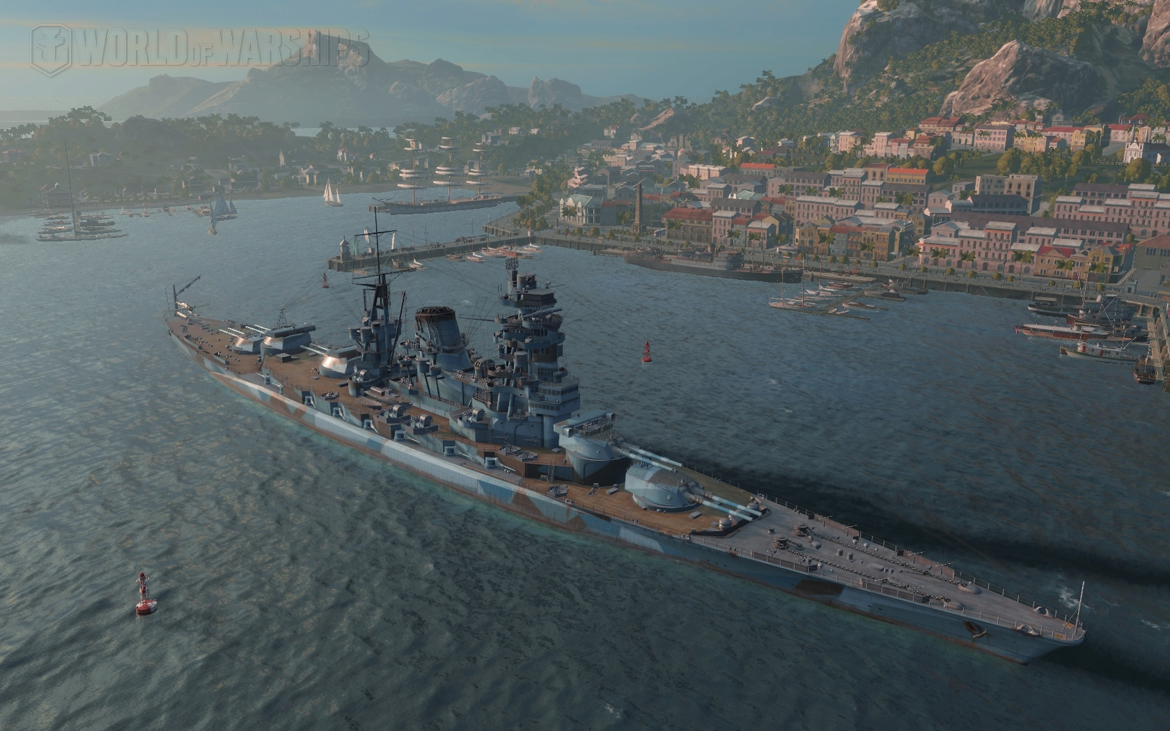 Ma petite flotte sur World of Warships (Extraits) Shot-118