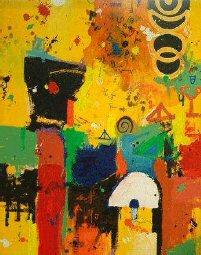 22-01-2010 - 'Kunst in het Tropenmuseum?' Kit_ma11