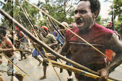 Het verhaal achter de foto's.... 2 Papoea11