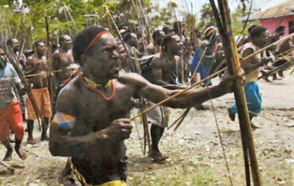 Het verhaal achter de foto's.... 2 Papoea17