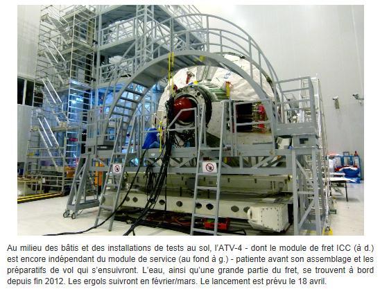 """Lancement Ariane 5 ES VA213 / ATV-4 """"Albert Einstein"""" - 5 juin 2013  Screen19"""