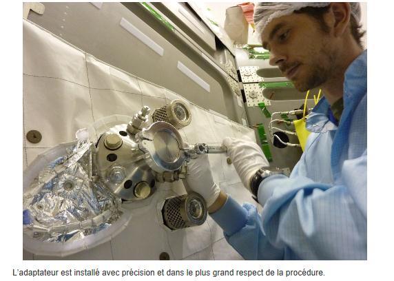 """Lancement Ariane 5 ES VA213 / ATV-4 """"Albert Einstein"""" - 5 juin 2013  Screen21"""