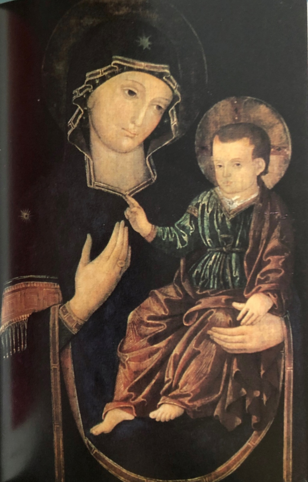 The Glories Of Mary  by ST. ALPHONSUS LIGUORI Blesse10