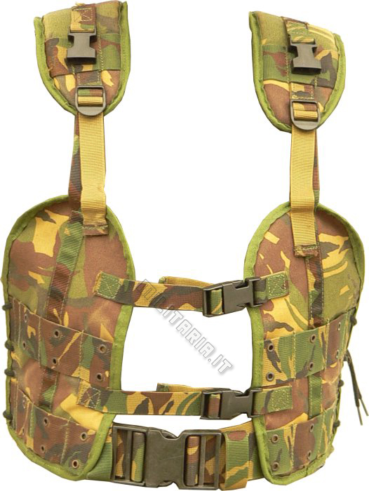 Kit list du soldat NL Brelag10