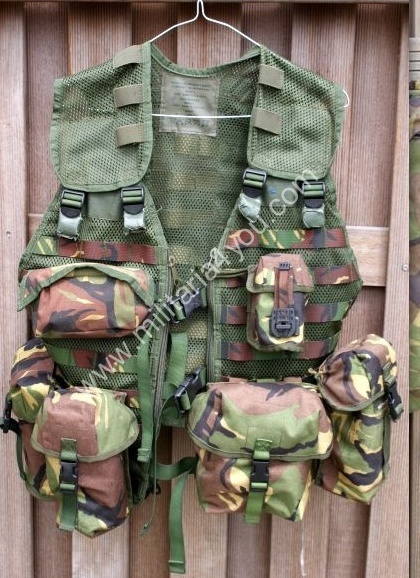 Kit list du soldat NL Ops_mo11
