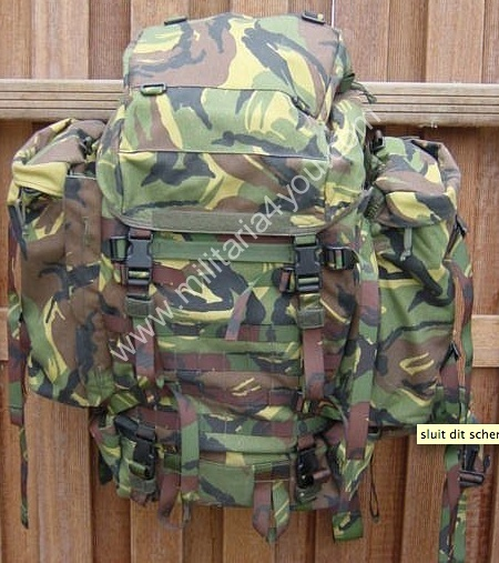 Kit list du soldat NL Sac_1210