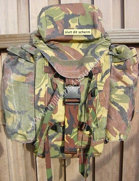 Kit list du soldat NL Sac_6010