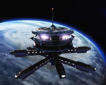LE MONDE DE CYBERPUNK EN 2120. Orbita10