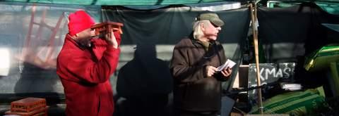 Bonllwyn Christmas show Dscf0411