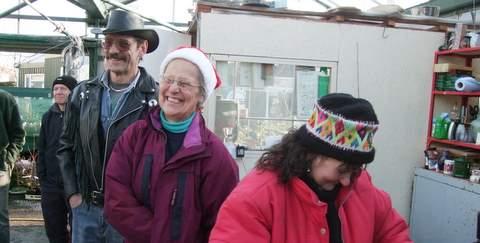 Bonllwyn Christmas show Dscf0412