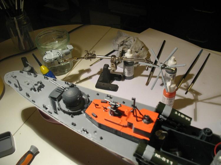 Destroyer RC Dapart10