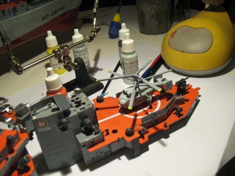 Destroyer RC Dapart13