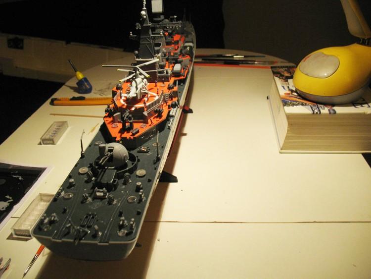 Destroyer RC Dapart16